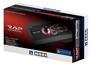 boîte du Rap V pour PS4